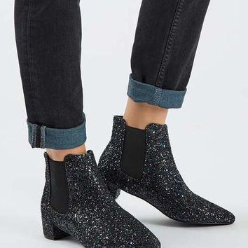 Krazy Glitter Boots - Shoes