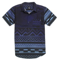 Insight Benga Woven Shirt - Mens Shirt - Black -