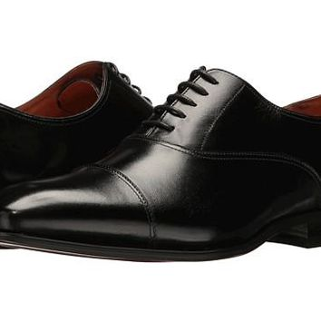 Florsheim Men's Corbetta Cap Toe Black Oxford Shoes