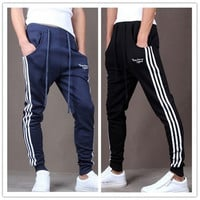 Outdoors Cargo Loose Trousers Men Sweat Harem Sport Joggers Pants Hip Hop Slim Fit Sweatpants for Dance Sports Pants [9221653700]