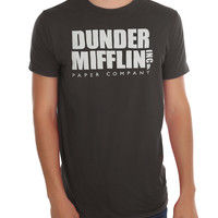 The Office Dunder Mifflin Logo T-Shirt