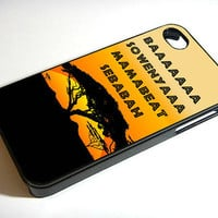 movie lion king africa Hakuna Matata- iPhone 4 Case ,iPhone 5 case,samsung galaxy s3 and Samsung galaxy s4 Hard Plastic Case