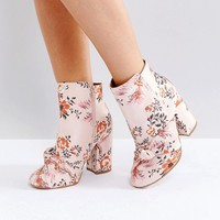 ASOS ERICA Wide Fit Ankle Boot at asos.com