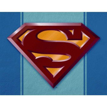 Superman Tin Signs Collection