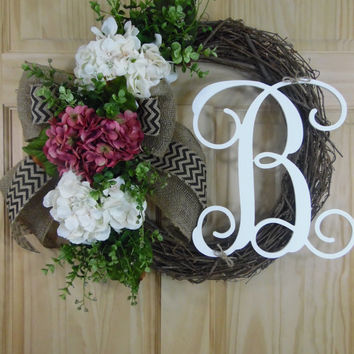 summer wreath - spring wreath - boxwood wreath-outdoor wreath - wedding wreath - mothers day wreath - celestial wreaths