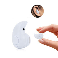 Mini Bluetooth Wireless Invisible Headphone Earphones for iOS &Android