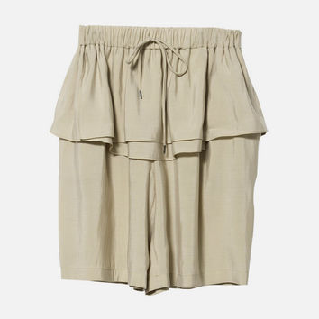 SOFT BERMUDA SHORTS