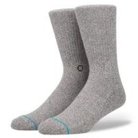 Stance Icon Sock Grey