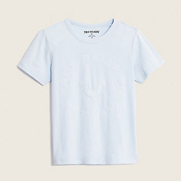 TODDLER/LITTLE KIDS TONAL LOGO TEE