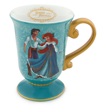 Ariel and Prince Eric Mug - Disney Fairytale Designer Collection | Disney Store