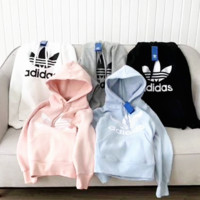 Adidas Men Women Fashion Top Pullover Hooded Sweater Sweatshirt G-A-GHSY-1