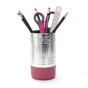 Pencil Cup - Modern Pencil Holder - Office Supplies - Pen Holder - Gift For Kids And Adults Who Love Coloring - Teacher Gift - Coworker gift