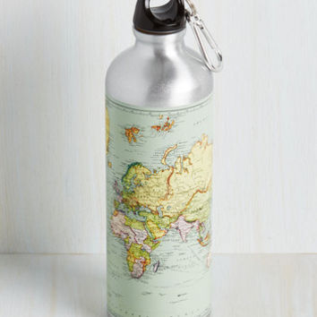 Travel Mercator Hydrator Water Bottle by ModCloth