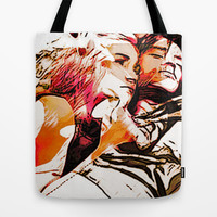 eternal sunshine of the spotless mind Tote Bag by Paola Rassu