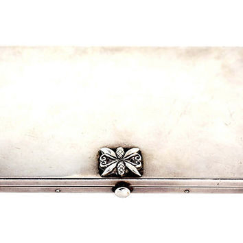 Georg Jensen Sterling Silver Case