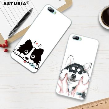 Cute Bulldog Case For Blackview A7 A7 Pro Case 5 ""