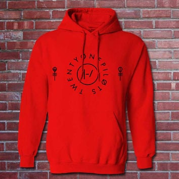 Twenty One Pilots 38 Hoodie , Sweatshirt , garment ink, custom your name here ( free )