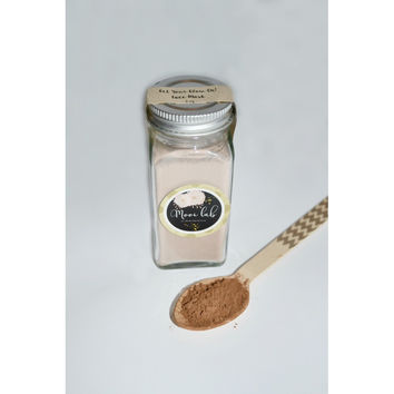 """""""Get Your Glow On"""" Face Mask - Aloe Vera & Coconut"""