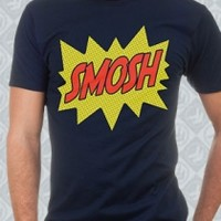 Comic Smosh Guy - Smosh Guys - Official Online Store on District Lines