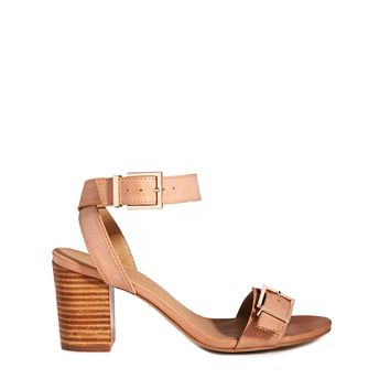 ASOS HARLESDEN Heeled Sandals