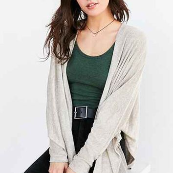 Project Social T X Out From Under Bat Wing Cardigan - Urban Outfitters