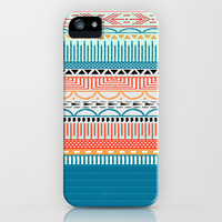 Sweater Pattern iPhone & iPod Case by Yesgmd