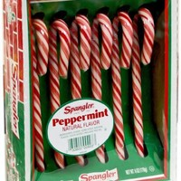 Red & White Traditional King Size Candy Canes 6ct.