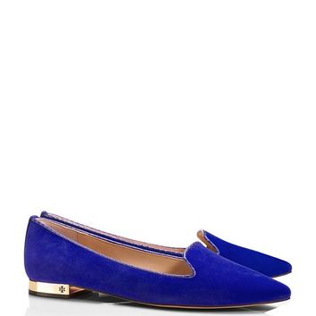 Tory Burch Connely Smoking Slipper