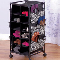 Fashion Design Rolling Storage Units