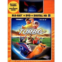 Turbo (2 Discs) (With Toy Racer) (Blu-ray/DVD) (W) (Widescreen)
