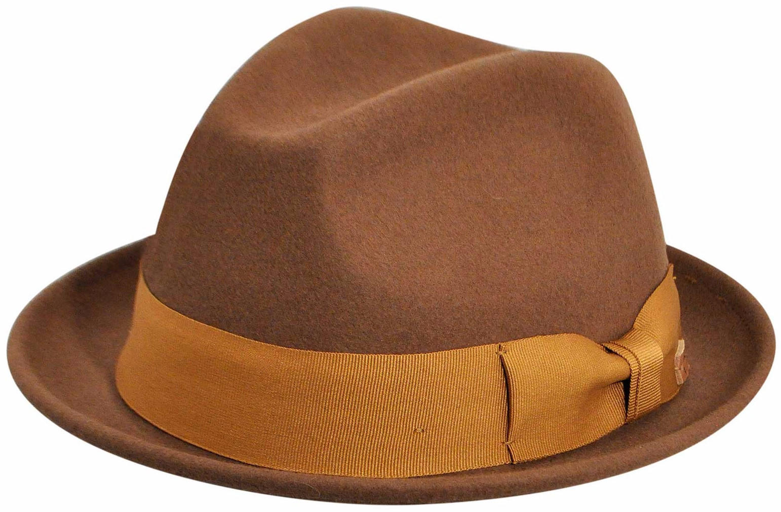 Country Gentleman Floyd Wool Fedora from Levine Hat Co. b94952603