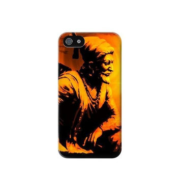 P1105 Shivaji Maharaj Rajesh Khilari Case Cover For IPHONE 4/4S