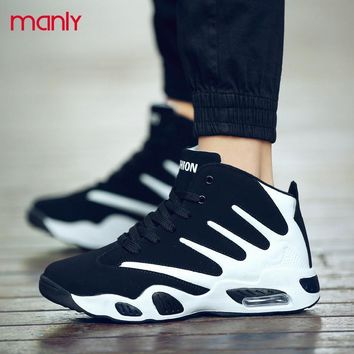 New Fashion Tenis Unisex Casual Shoes Men Air Sneakers Comfortable Basket Flat Shoes S