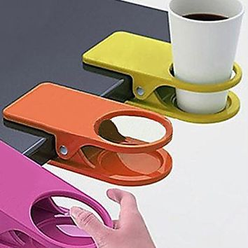 Home Office Coffee Drink Plastic Cup Holder