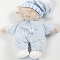 Plush Bear Soft Toy for Baby