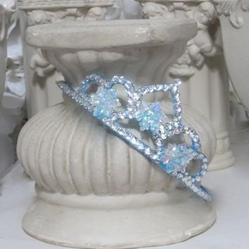 Disneys Frozen Princess Elsa - Frozen Birthday - Princess Elsa - DisneysBirthday - Princess Elsa - Costume Tiara - Girls Tiaras - Girls Gift
