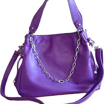 Aurora Urban Moxy Purple Concealed Carry Purse Handbag