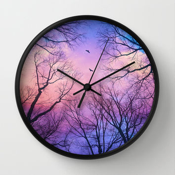 A New Day Will Dawn... Wall Clock by soaring anchor designs ⚓