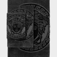 Versace Medusa 5 Piece Towel Set - Home Collection | US Online Store