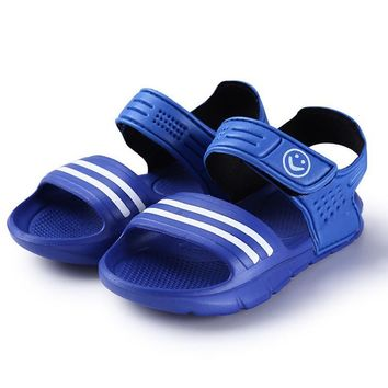 Girls Outdoors Shoes Sandals slip