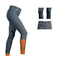 Schockemoehle Sports Libra Breeches Knee Grip
