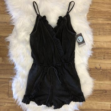 """Adventure Awaits"" Romper"