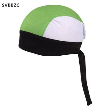 Outdoor Sports Cycling Headband Quick Dry Headband Head Scarf Men Running Hat Riding Bandana Ciclismo Women Men Hood Caps