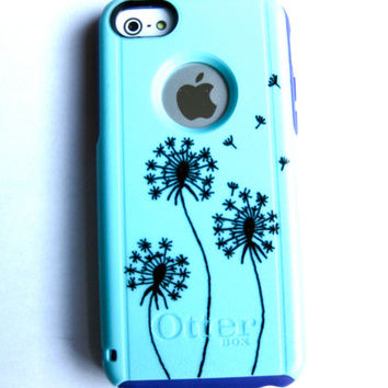 OTTERBOX iphone 6 case, case cover iphone 6 otterbox ,iphone 6 otterbox case,custom otterbox iPhone 6, otterbox, dandelion otterbox case