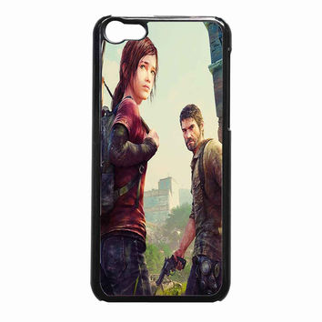 the last of us 286967ed-a31d-4e90-a06f-d638b6c28a1e FOR iPhone 5C CASE *NP*