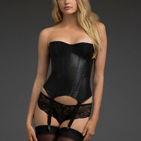 Hourglass Lace-Up Corset