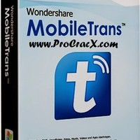 Wondershare MobileTrans 7.6.2 Serial Key & Crack Download