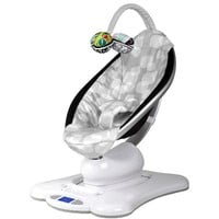 4moms Mamaroo Bouncer - Silver Plush