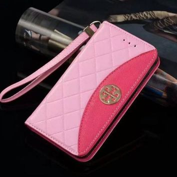 Tory Burch Fashion iPhone Phone Cover Case For iphone 6 6s 6plus 6s-plus 7 7plus 8 8plus-6