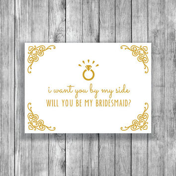 printable flower wreath will you be my from deardeary on etsy
